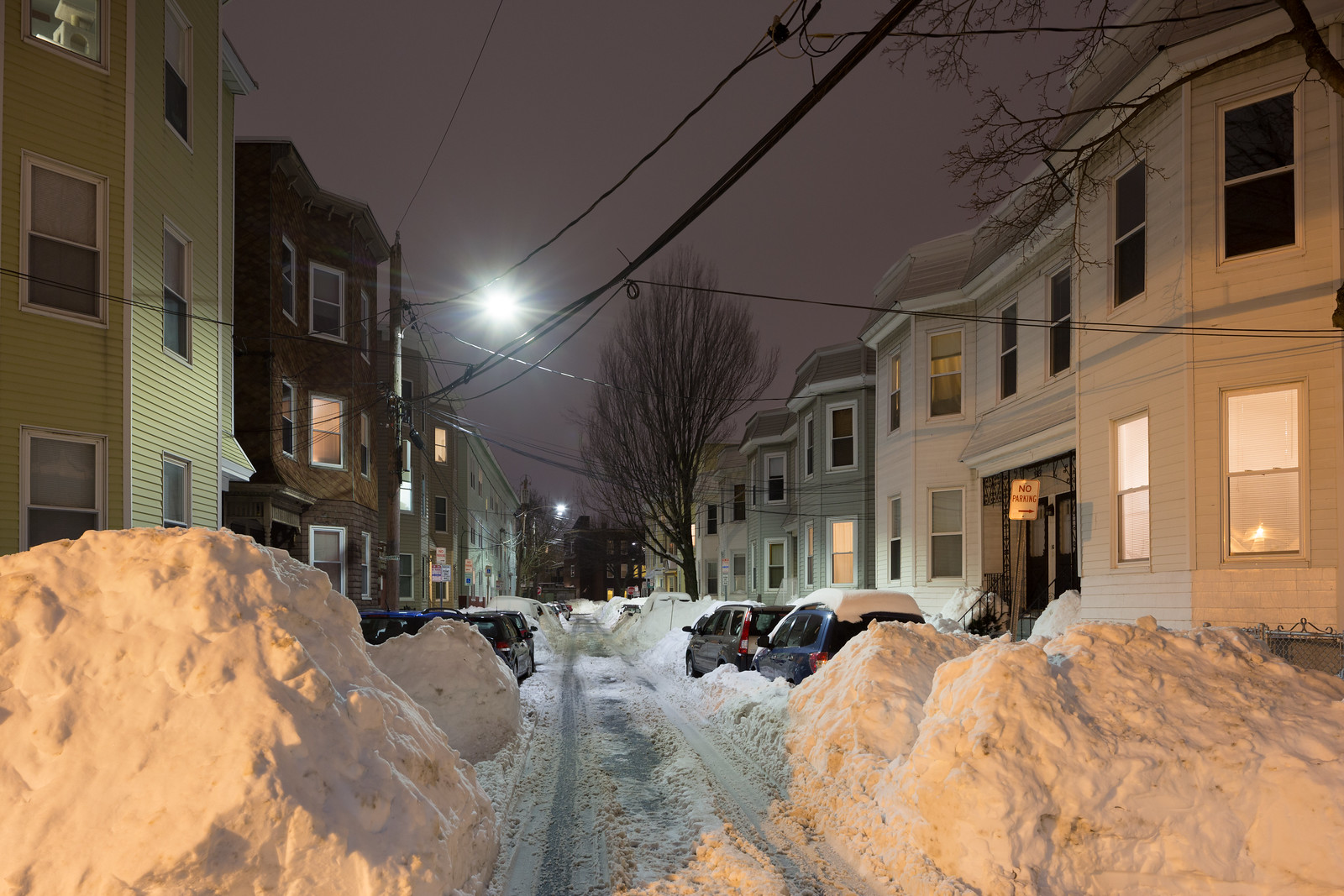 Cambridge Snow