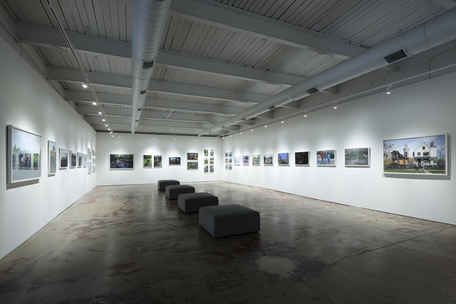 Three Communities Exhibition at Tube Factory Art Space