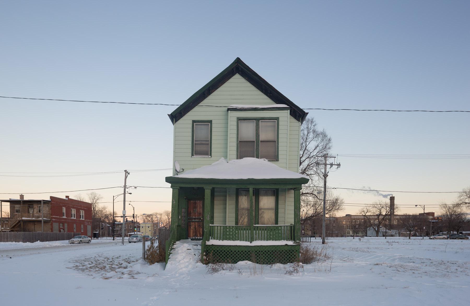 david schalliol isolated building studies