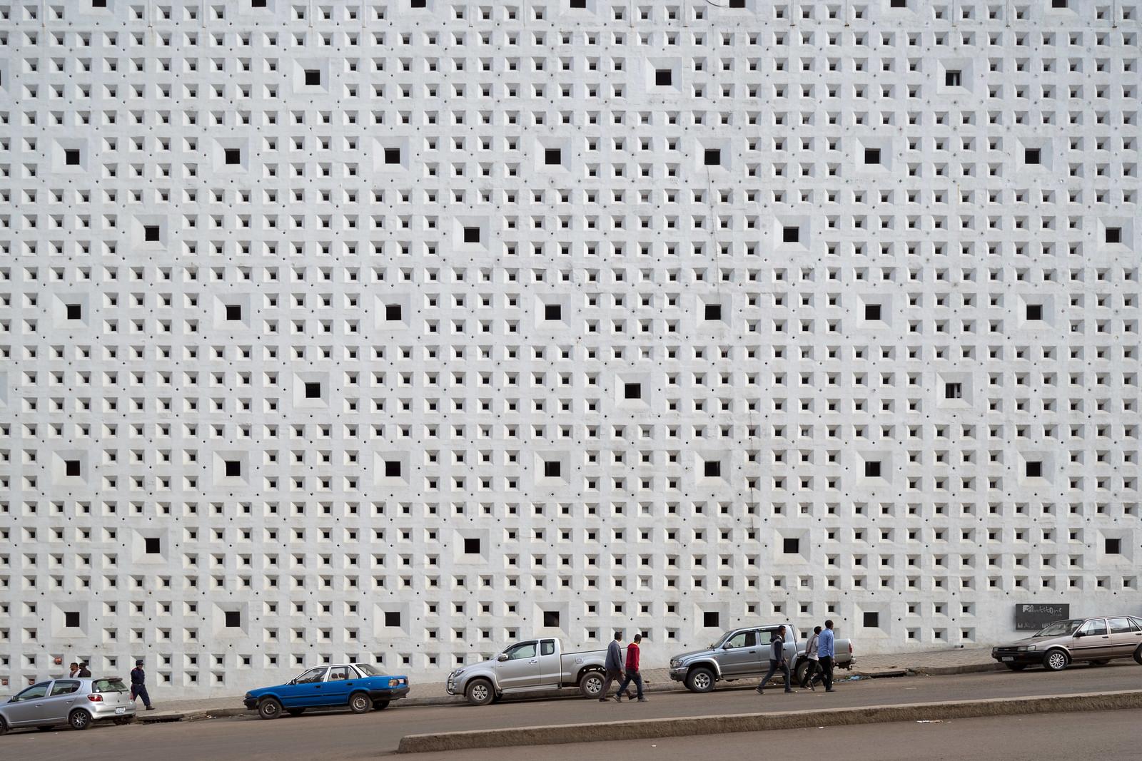 Ethiopian Concrete